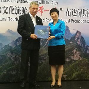 ChinaCham Hungary Magyar-Kínai Gazdasági Kamara konferenciameghívásának eleget tettünk