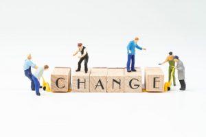 Változások